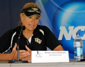 UCF_ Softball_ Gillispie