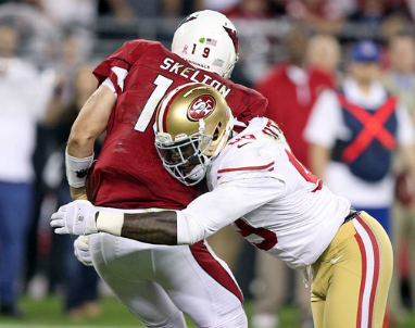 niners spread whos the fastest player in the nfl