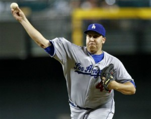 Dodgers_Aaron_Harang_2012