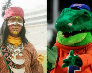 The Seminoles and Gators did not receive any good news during last night's game.