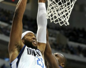 Mavericks_Vince_Carter_2012