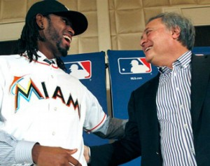 Miami_Marlins_Jeffrey_Loria_Jose_Reyes
