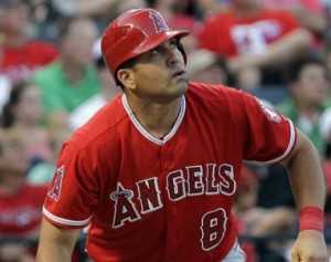 The Rays are still looking for a DH after Morales lands with the Angels.