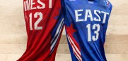 2013 NBA All-Star Jersey