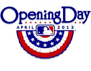 MLB ANNOUNCES GAME TIMES FOR 2013 REGULAR SEASON SCHEDULE