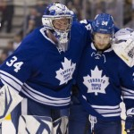 Maple Leafs Re-sign James Reimer