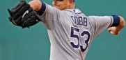Alex Cobb hopes to build on his late-2012 success.