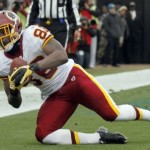 Tight End Fred Davis Wanted by Police