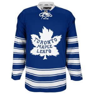 Maple Leafs_2014 Bridgestone NHL Winter Classic Jersey_Front