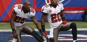 Ronde Barber has seen numerous young teammates come and go, including Aqib Talib.