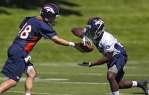 Peyton Manning, Montee Ball