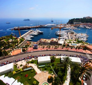 Nico Rosberg was able to work his way the streets on Monte Carlo to win on Sunday. (Photo: Monte Carlo Tours)