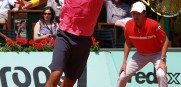 "to the surprise of few ""Rafa "" Nadal is the French Open favorite. (Photo -  Peter Figura of PJFPhotography)"