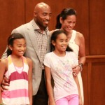 Ronde Barber family