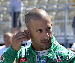 Popular racer Tony Kanaan wins his first Indy 500 after 12 tries. (Photo:  mstakin)