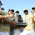 UCF Football Claims Academic Excellence Award