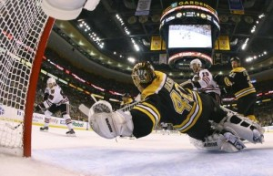 APTOPIX Stanley Cup Blackhawks Bruins Hockey