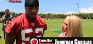 Bucs Mini Camp Day 2 Jonathan Casillas0