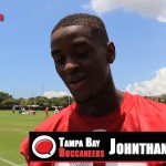 Bucs Mini Camp - Johnthan Banks0