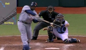 Missed Location To Prince Fielder Leads To Mammoth HR: Screen Grab: MLB.com