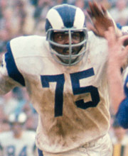 The one and only Deacon Jones (Photo: Pro FootballHall of Fame)