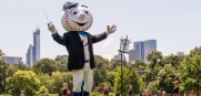 Mr. Met Announces All-Star Charity Concert