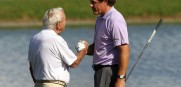 Phil and Arnie are both very much alike on and off the course.