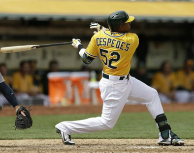 Athletics_Yoenis_Céspedes_2013