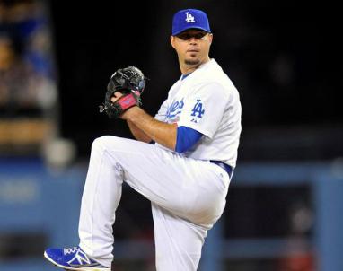 Dodgers_Josh_Beckett_2013