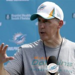 Dolphins' Joe Philbin Talks Roster Moves