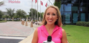 Tampa Bay Buccaneers Insider Jenna Laine