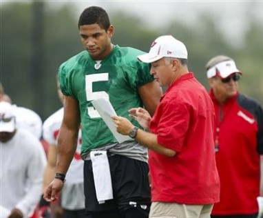 Josh Freeman, Mike Sullivan