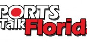 Sports Talk Florida Logo White