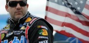 Tony Stewart grew up in Indiana and is a two time Brickyard 400 winner. He along with Jimmie Johnson are the drivers to watch Sunday at Indy.