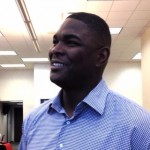 Keyshawn Johnson Sends iPad Wedding Invitations
