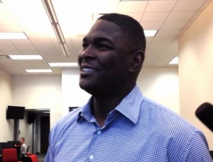 Keyshawn Johnson talks about Vincent Jackson