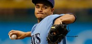 Chris Archer gets the call for the Rays tonight as they host the Yankees in a big weekend series.