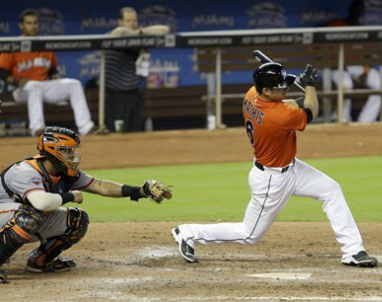 Marlins_Jeff_Mathis_2013