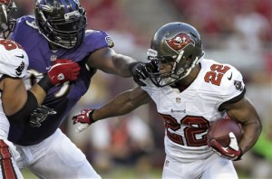 Chris Canty, Doug Martin