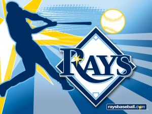 Rays face the Birds in Baltimore tonight through Wednesday.