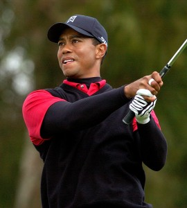 Tiger Woods heads in the final major of the year red hot.