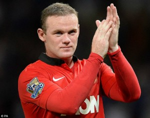 Rooney impressed for Man United