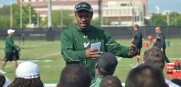 USF head coach Willie Taggart