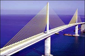 Stay away from the bridges. The Rays will be OK, they will make the playoffs.
