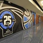 Orlando Magic 25th Anniversary Logo Branding
