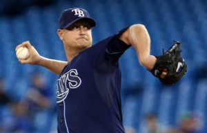 Alex Cobb will try to start this big homestand off with a win over former Rays pitcher Matt Garza.
