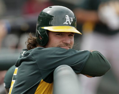 Athletics_John_Jaso_2013