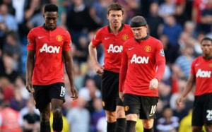 Man United look to bounce back from derby defeat.