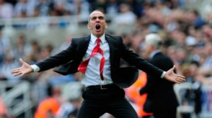 Paolo Di Canio is the first BPL manager to face the axe this season.