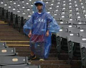 Rangers Postpone